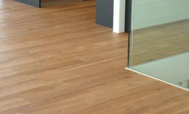 Lerchenparkett Küchenboden