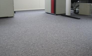 Teppich Büro